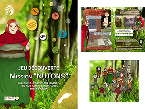 Conception | Charte graphique | Rédaction | Illustrations | Mise en page